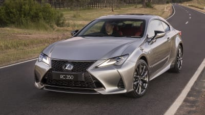 2019 Lexus Rc Pricing And Specs Caradvice