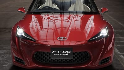 Toyota Ft 86 >> Toyota Ft 86 Sedan Caradvice