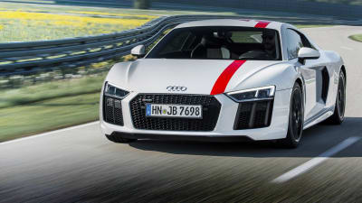2018 Audi R8 V10 Rws Pricing Caradvice
