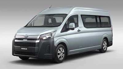 2020 Toyota Hiace Revealed In Leak V6 Petrol And Hilux Diesel