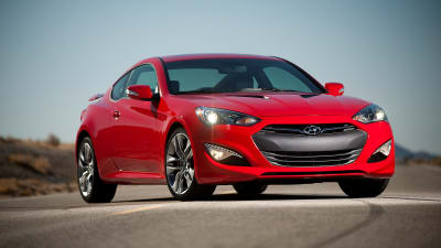 Hyundai Genesis Coupe Axed C Class Competitor Confirmed For