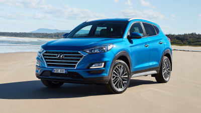2019 Hyundai Tucson Pricing And Specs Caradvice