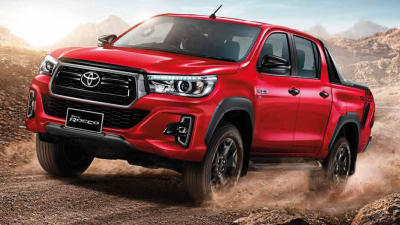 2018 Toyota Hilux Gets A Beastly Make Over Caradvice