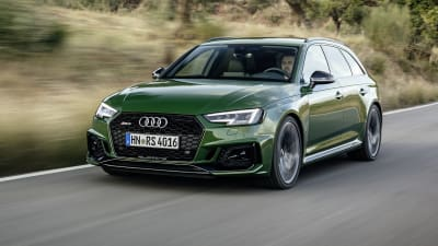 2018 Audi Rs4 Avant Pricing And Specs Caradvice