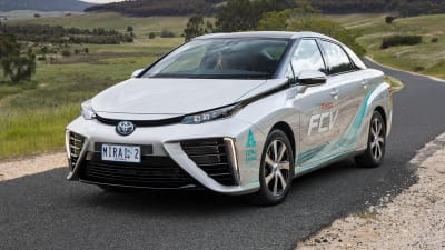 Toyota Mirai Second Generation To Debut In 2020 Caradvice