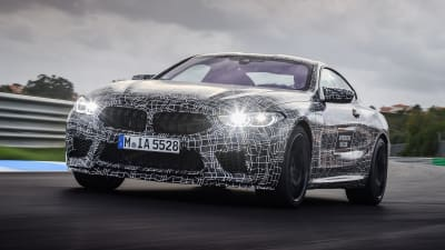 2019 Bmw M8 Previewed Caradvice