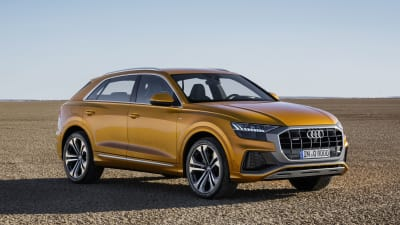 Audi Q8 Concept: Specs, Production Version >> 2019 Audi Q8 Unveiled Here Early 2019 Caradvice