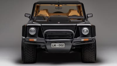 Lamborghini Lm002 The Bull S First Suv Revisited As Urus Nears