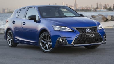 2018 Lexus Ct200h Pricing And Specs Caradvice