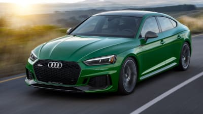 2019 Audi Rs5 Sportback Revealed Here By Years End Caradvice