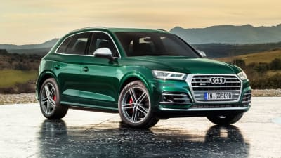 2020 Audi Sq5 Review.2019 Audi Sq5 Tdi Unveiled Ahead Of Potential 2020 Oz Launch