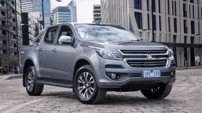 2017 Duramax Price >> 2017 Holden Colorado Pricing And Specifications Caradvice