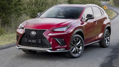 Lexus Nx Hybrid Price >> 2018 Lexus Nx Pricing And Specs Caradvice