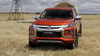 2019 Mitsubishi Triton upgrade revealed | CarAdvice