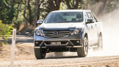 2019 Mazda BT-50 USA Release, Price, Specs, And Changes >> 2018 Mazda Bt 50 Pricing And Specs Caradvice