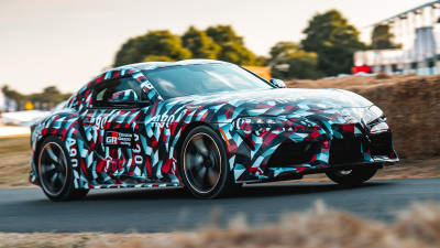 2019 Toyota Supra Bmw Z4 To Offer Four Cylinder Engine Caradvice