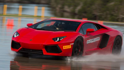 Lamborghini Thrilled With Australian Sales Not So Thrilled With