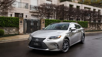 2016 Lexus Es350 Recalled For Possible Brake System Fault Caradvice