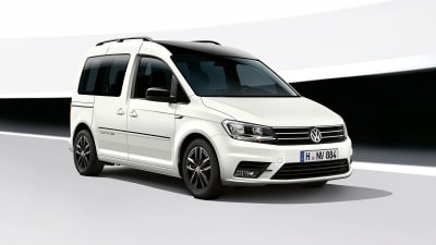 ba7f0307d0a1f4 2017 Volkswagen Caddy Edition 35 unveiled