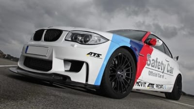 Bmw 1 M Rs Race Car Looks For The Street Caradvice