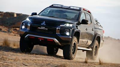 Mitsubishi Triton to get hybrid power, precede Nissan Navara