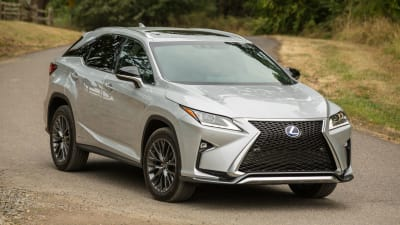 Toyota Boss Talks Down Lexus Rx 7 Seat Potential Report Caradvice