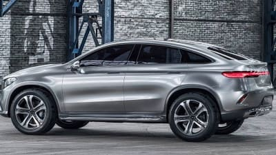 New Mercedes Suv >> Mercedes Benz Mlc Class Full Gallery And New Details Caradvice