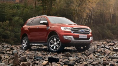 Ford Everest pricing and specifications: $76,990 price tag for flagship  Titanium | CarAdvice