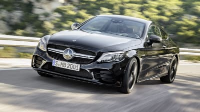 2018 Mercedes-AMG C43 Coupe and Cabriolet revealed | CarAdvice
