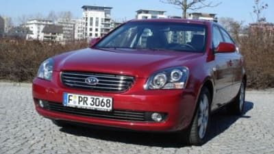 Kia Magentis 2 4-litre EX-Luxury EX-L V6 | CarAdvice