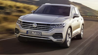 2019 Volkswagen Touareg Revealed Here In Q2 2019 Caradvice