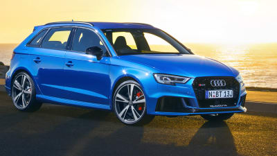 2018 Audi Rs3 Sportback Pricing And Specs Caradvice