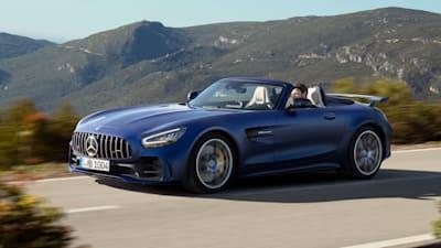 Amg Gt Roadster >> 2019 Mercedes Amg Gt R Roadster Revealed Caradvice