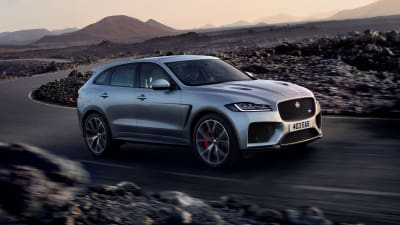 Jaguar S I Pace Undercuts Tesla Rival On Price In Canada