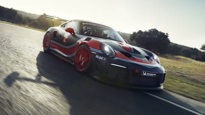 Porsche 911 GT2 RS Clubsport Track,only special revealed