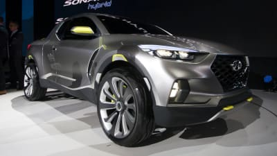 Hyundai Ute Confirmed After 2020 Caradvice