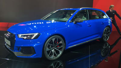 2018 Audi Rs4 Avant Revealed Here By April Caradvice