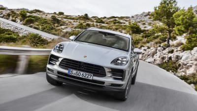 2019 Porsche Macan S Pricing And Specs Caradvice