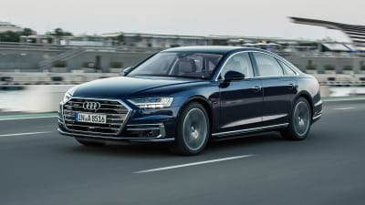 2018 Audi A8 Pricing And Specs Caradvice