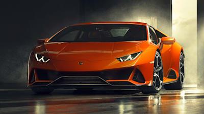 2019 Lamborghini Huracan Evo Unveiled Pricing Revealed