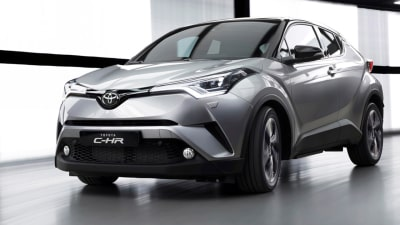 2020 Toyota C Hr Ev Announced For China Caradvice