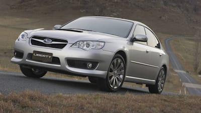 Subaru Liberty GT, Impreza WRX/STI and Forester XT recalled
