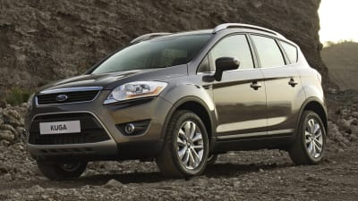 Ford Kuga New Compact Suv Launched Caradvice