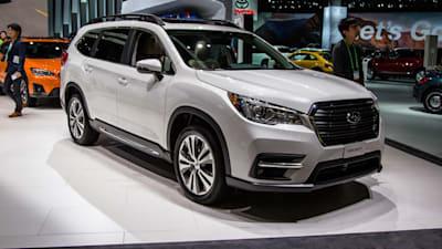 2018 Subaru Ascent: New Seven-seat SUV, Specs, Price >> Subaru Australia Wants Seven Seat Ascent But It Isn T