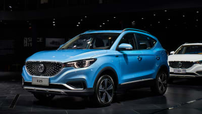 MG eZS electric car coming to Australia in 2020 | CarAdvice