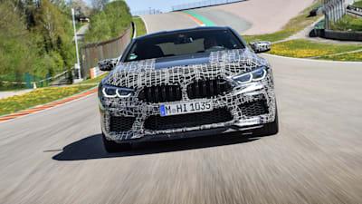 2020 BMW M8 to get adaptive braking system | CarAdvice