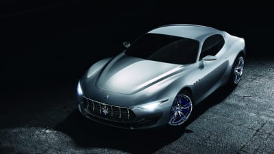 Maserati Alfieri On Hold Until 2020 Next Granturismo Due In 2018