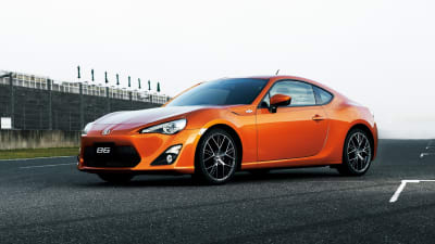 Toyota Sports Car >> Toyota 86 Sports Car Revealed Official Pictures Details