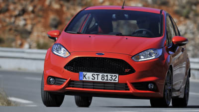 Ford Fiesta St Off To A Flying Start In The Uk Caradvice