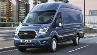 cd2d2da6c3 2019 Ford Transit revealed